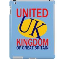 UK-2 iPad Case/Skin
