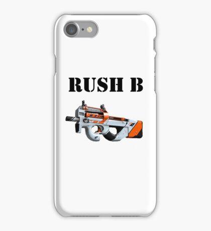 rush b p90 iPhone Case/Skin