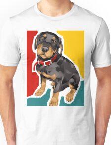 ROTTIE - Rottweiler Unisex T-Shirt