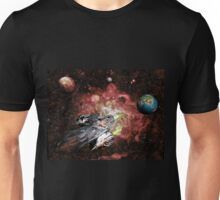 Spaceship Unisex T-Shirt