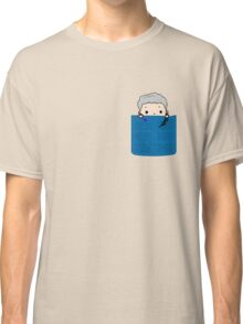 Twelfth Doctor in my Pocket Classic T-Shirt