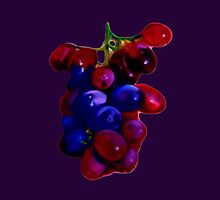 Red & Purple Grapes by Robin Webb