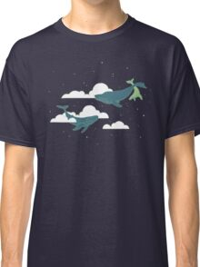 Sky Whales Classic T-Shirt