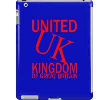UK-2A iPad Case/Skin
