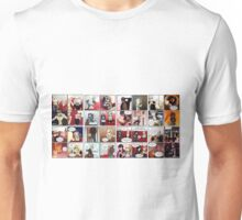 """If I Met"" Comic Compilation Unisex T-Shirt"