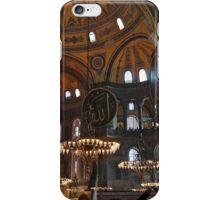 Hagia Sophia museum iPhone Case/Skin