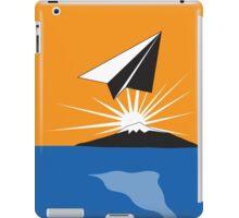 Paper Airplane 77 iPad Case/Skin