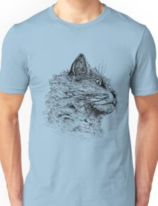 Skitz the Cat Unisex T-Shirt
