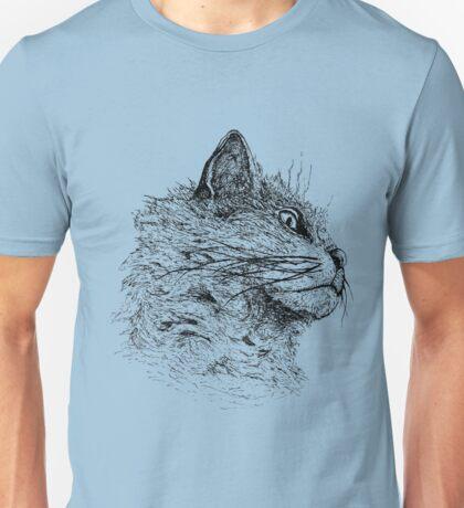 Skitz the Cat Unisex T-Shirt