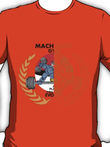 MACHAMPS GYM T-Shirt