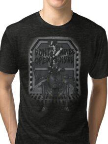 Don't Open Empire Inside Tri-blend T-Shirt