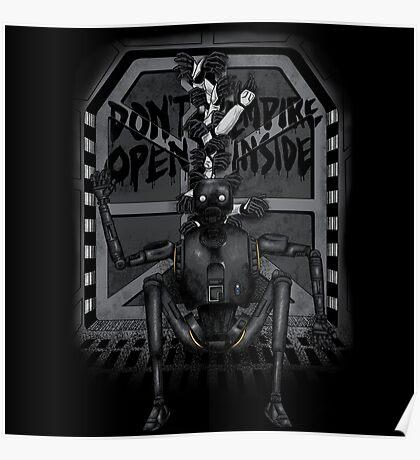 Don't Open Empire Inside Poster