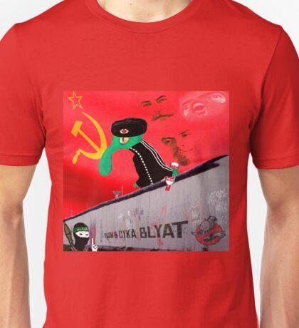 Communism Values Unisex T-Shirt