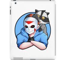 H2o & Batcoon Squad iPad Case/Skin