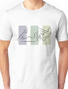 Untitled Body II Unisex T-Shirt