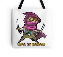 Level 20 Assassin Tote Bag