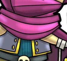 Level 20 Assassin Sticker