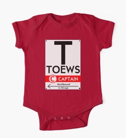 Retro CTA sign Toews Kids Clothes