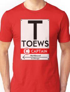 Retro CTA sign Toews T-Shirt