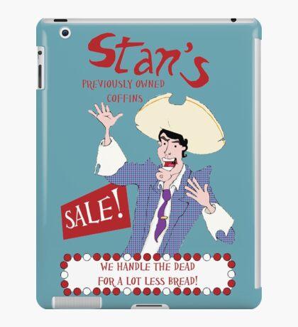 Monkey Island - Stan's coffins iPad Case/Skin