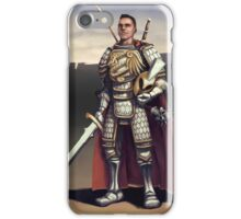 Fantasy Knight iPhone Case/Skin