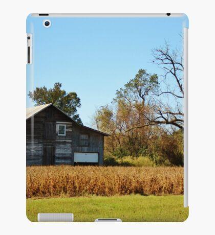 Barn Landscape iPad Case/Skin