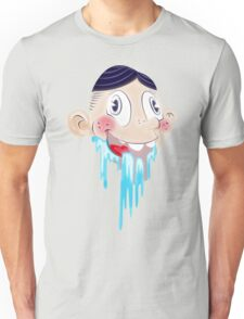 Creepy Kid Unisex T-Shirt