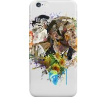 Ephemera III: The Detective and the Blogger iPhone Case/Skin