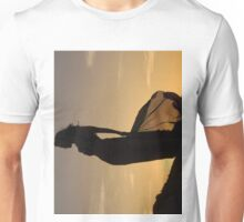 Silhuette of Beautiful Kersti Unisex T-Shirt