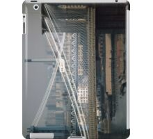 Manhattan & Brooklyn Bridge's > iPad Case/Skin