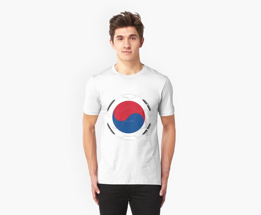 South Korea by MadTogger