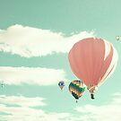 Redneck Cowboy Balloon by Caroline Mint