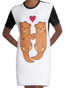 Otterly adorable Robe t-shirt