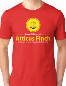ATTICUS FINCH LAW Unisex T-Shirt