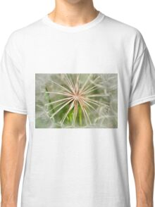 Heart Of A Dandelion Classic T-Shirt