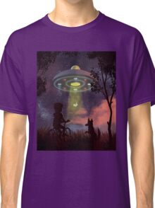 UFO Sighting Classic T-Shirt