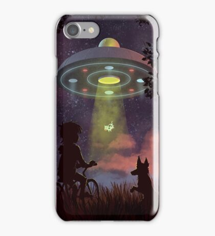 UFO Sighting iPhone Case/Skin