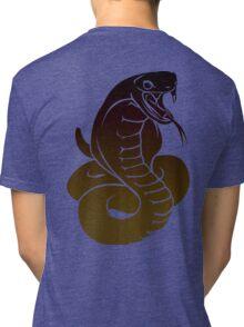 king cobra Tri-blend T-Shirt