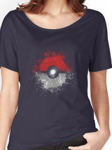 Poke'ball Women's Relaxed Fit T-Shirt