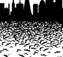 Hidden Gotham Sticker