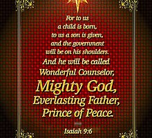 For to Us a Child is Born! by PETER GROSS