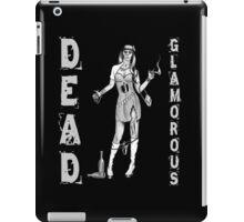 PartGirl Zombie - DEAD GLAMOROUS iPad Case/Skin
