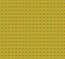 Just 70s. Seamless Pattern by Kimazo