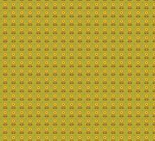 Just 70s. Seamless Pattern by Kimazo