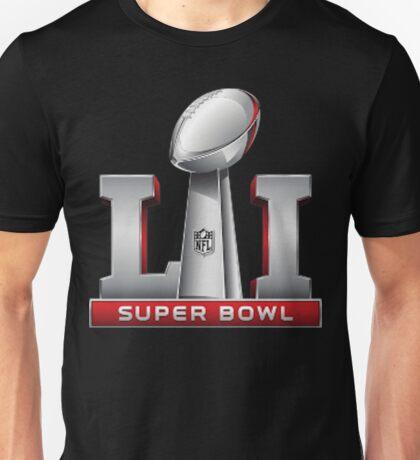 Super Bowl 51 Unisex T-Shirt