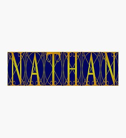 nathan Photographic Print