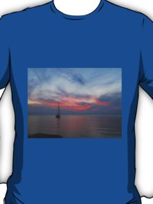 Red Sun in the Sails Set T-Shirt