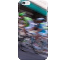 Cycle Race iPhone Case/Skin