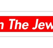 Run The Jewels - Supreme Font Sticker