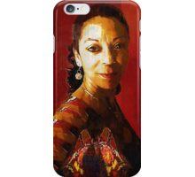 Madame Exotic iPhone Case/Skin